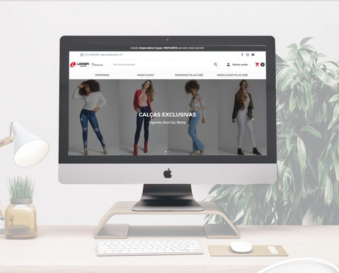 Lemier Premium Jeans Loja